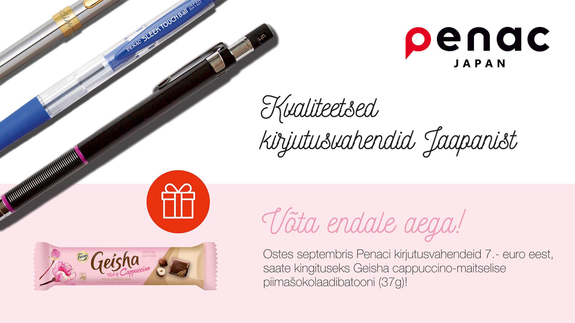 Penac - Võta endale aega