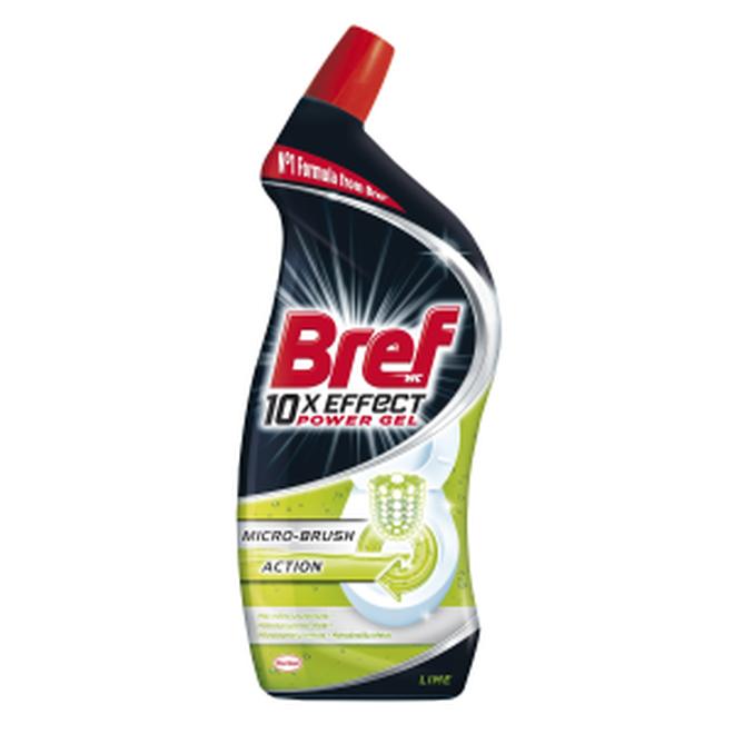 Puhastusvahend Bref WC 10xEffect Micro-Brush 700ml