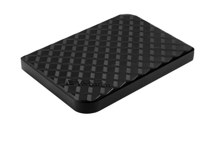 Kõvaketas väline HDD Verbatim Store n Go Gen.2 Portable Hard Drive 1TB Diamond Black USB3.0 2,5`