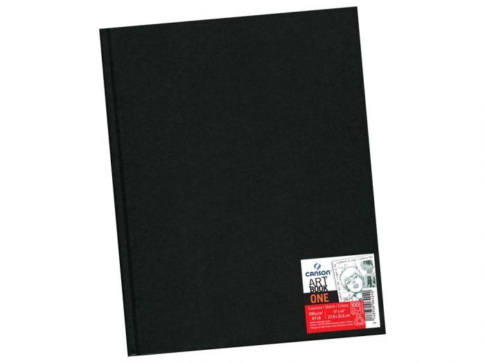 Eskiisiplokk Art Book One A3 100g 100lehte kõvaköide