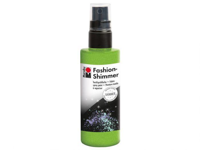 Tekstiilivärv Fashion Shimmer Spray 100ml 560 reseda