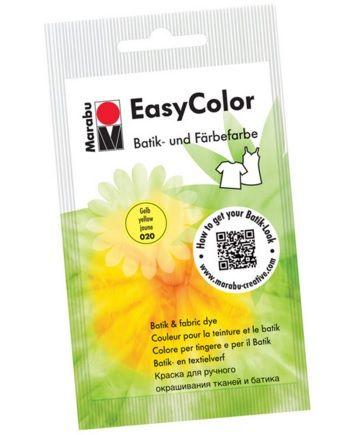 Batikavärv EasyColor 25g 020 yellow