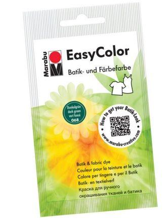Batikavärv EasyColor 25g 068 dark green