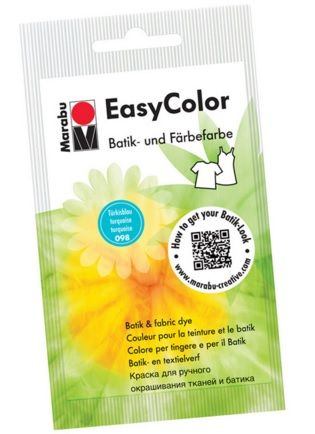 Batikavärv EasyColor 25g 098 turquoise