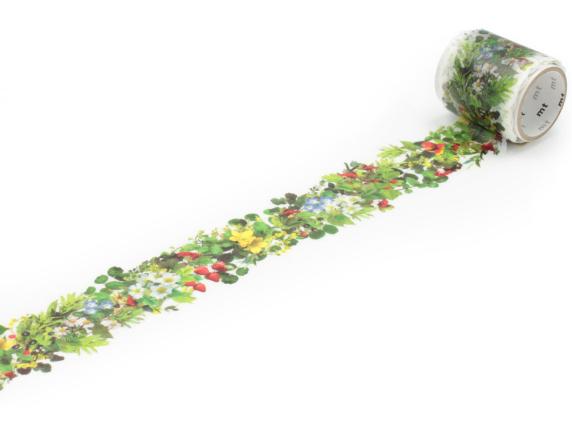 Paberteip dekoreerimiseks Washi teip mt fab 38mmx3m green