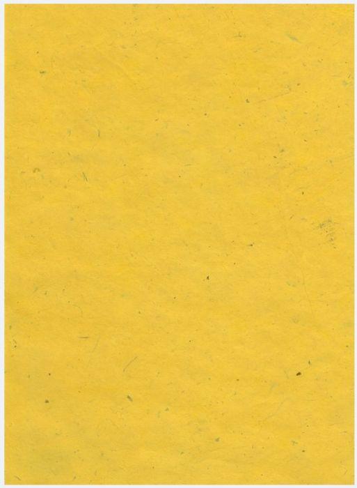 Nepaali paber A4 04 Tiger Yellow