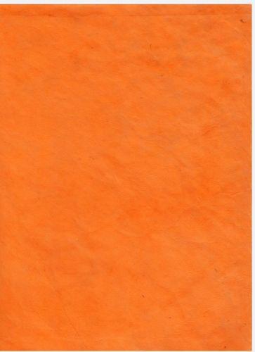 Nepaali paber A4 06 Orange