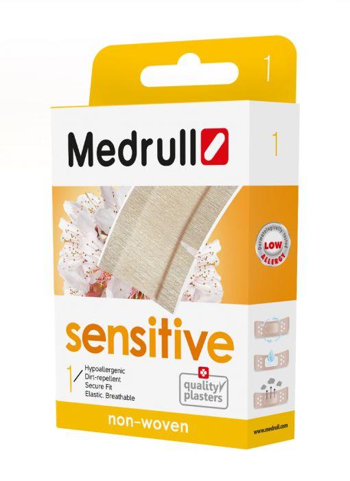 Haavaplaaster Medrull Sensitive N1 50*6cm