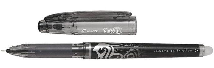 Tindipliiats Pilot Frixion Point 0,5mm, kustutatav must