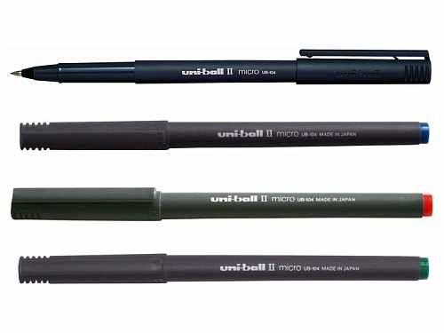 Tindipliiats Uni UB-104 roheline 0,5mm