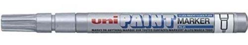 Marker Uni PX21 Paint, hõbe, 1,2mm, veekindel