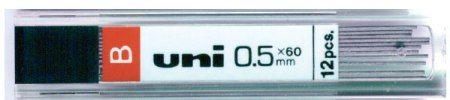 Pliiatsisüdamik UNI 0,5 mm B