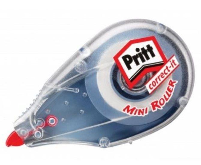 Korrektuurlint Pritt-Mini 4,2mm x 7m  blistris