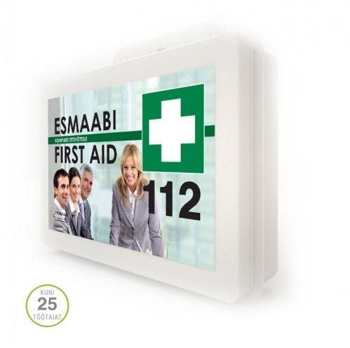 92bcc0b47be Esmaabikomplekt ettevõttele plastkarbis (kuni 25 töötajat) - Toidu ...