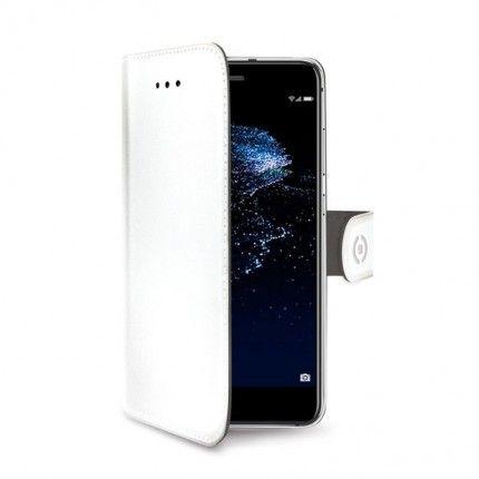 Kott Celly Wally Huawei P10 Lite valge