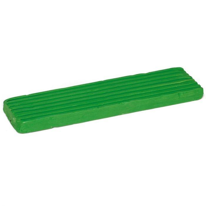 Plastiliin Lekolar, 350 g, roheline