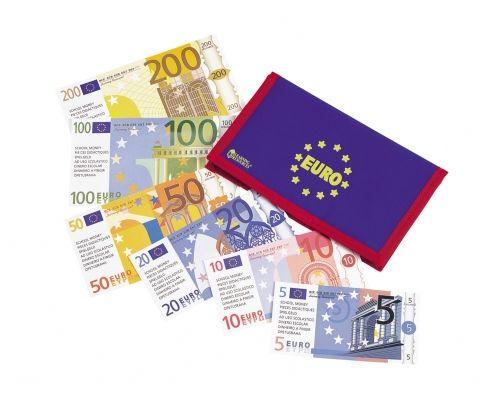 Mängu - Eurokupüürid 100 tk