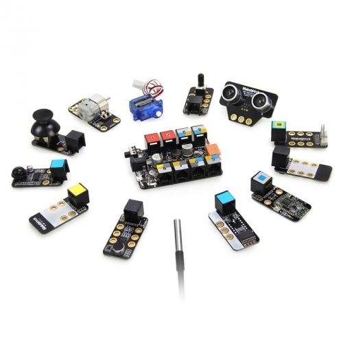 Elektroonika konstruktor Makeblock Inventor Electronic Kit