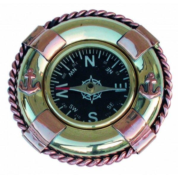 Kompass päästerõngas, läbimõõt 6,5 cm, Merenodi