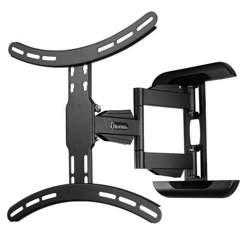 Seinakinnitus Hama FULLMOTION TV Wall Bracket, kuni 35kg, 32`-65`, kuni VESA400x400, black/must