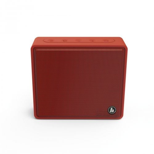 Kõlar Hama Bluetooth Mobile Speaker `Pocket` Red (punane), 3W, microSD reader, Aux-in 3.5mm, Bluetooth2.1