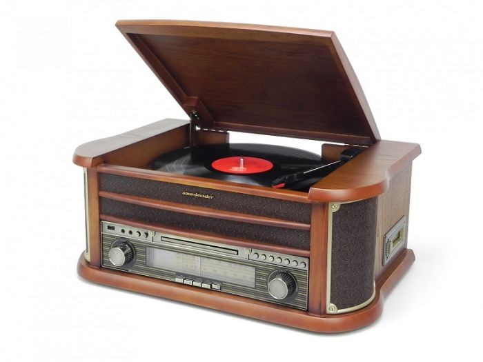Muusikakeskus Soundmaster Nostalgic NR540
