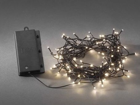 Valguskett 120 ww LED tulega, L-1240cm,taimer 6 või 9h, hämara andur, lisada patareid 4xD, õue ja sisruumi