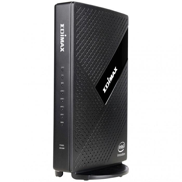 Edimax Wi-Fi 6 Smart Router BR-6473AX 802.11ax, 574+2402 Mbit/s, 10/100/1000 Mbit/s, Ethernet LAN (RJ-45) ports 4, Antenna type 4xInternal