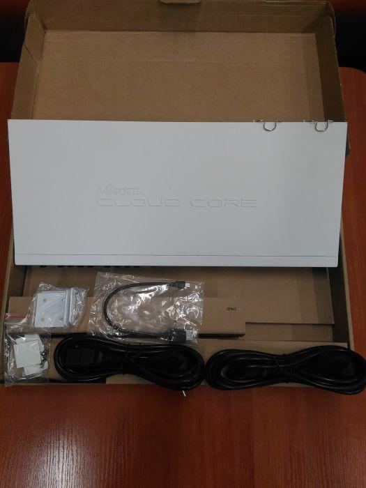 SALE OUT. MikroTik Cloud Core Router CCR1016-12S-1S+ MikroTik REFURBISHED