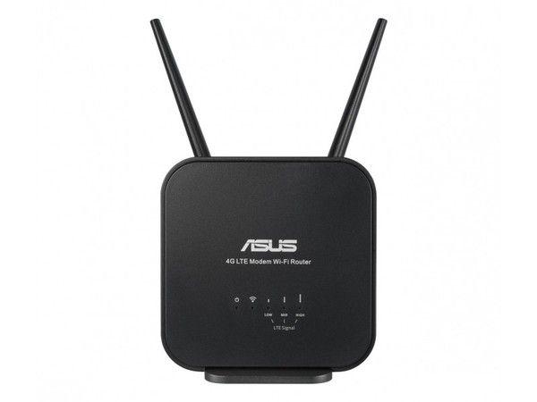 Asus LTE Modem Router 4G-N12 B1 802.11b, 300 Mbit/s, 10/100 Mbit/s, Ethernet LAN (RJ-45) ports 2, Mesh Support No, MU-MiMO No, Antenna type External detachable 4dBi antenna x 2 for Mobile Internal 3d