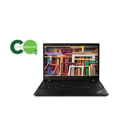 Lenovo ThinkPad T15 (Gen 1) Black, 15.6