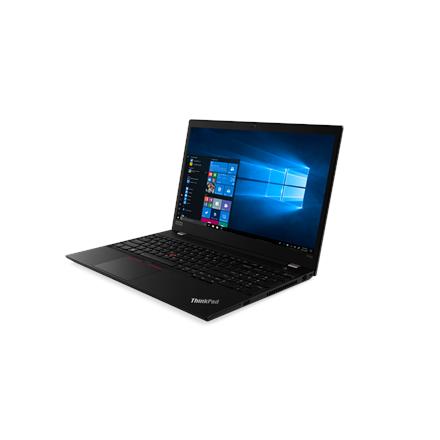 Lenovo ThinkPad P15s (Gen 2) Black, 15.6