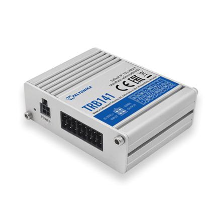LTE Gateway: No WiFi, 4G, Input/Output, Micro USB Teltonika