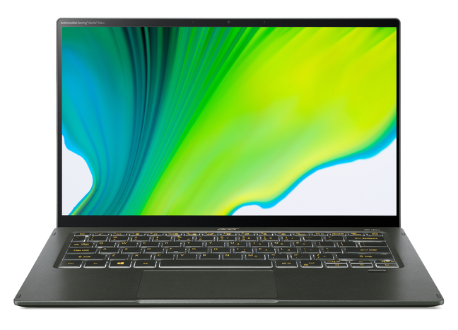 Acer Swift 5 SF514-55TA-50EH Mist Green, 14.0