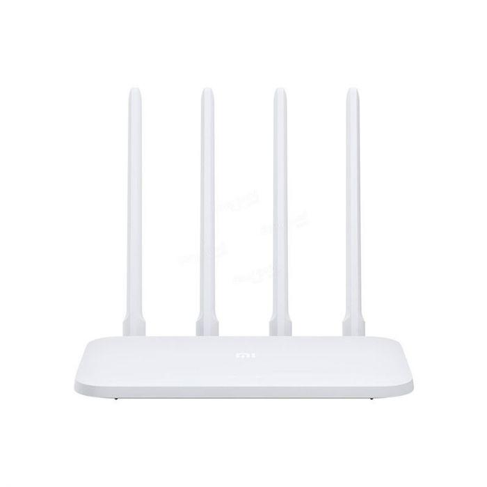 Xiaomi Mi Router 4C 802.11n, 300 Mbit/s, Ethernet LAN (RJ-45) ports 3, Antenna type 4 External Antennas