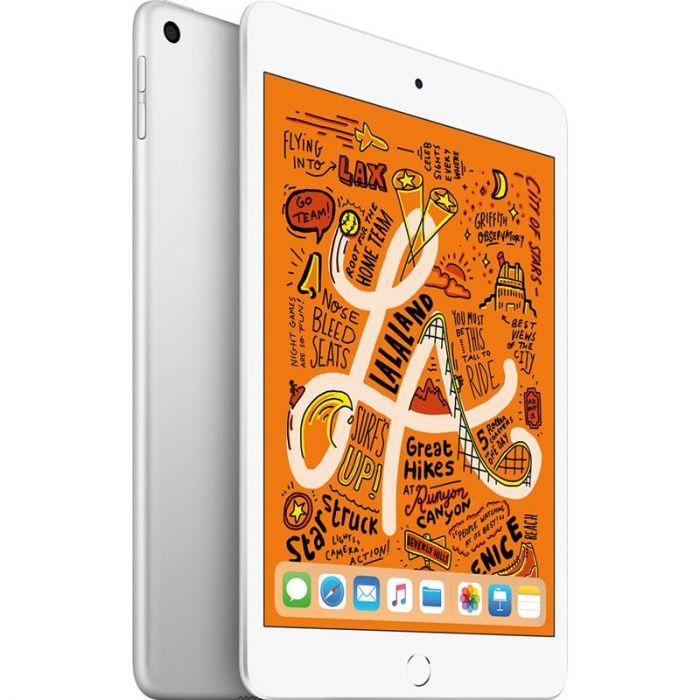 iPad Mini 5 (2019), 64GB WiFi, hõbedane