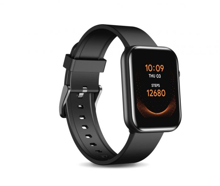 TicWatch Smart Watch GTH Smart watches, Touchscreen, Waterproof, Bluetooth, Black