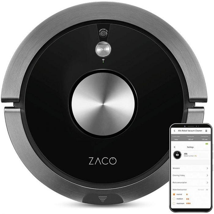 Robottolmuimeja A9s W&D, Zaco