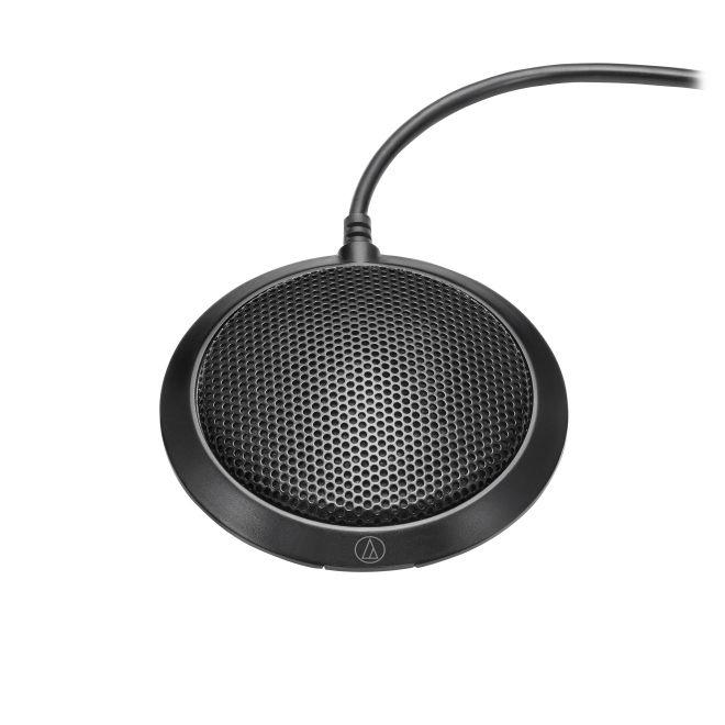 Audio Technica Omnidirectional Microphone  ATR4697-USB Black