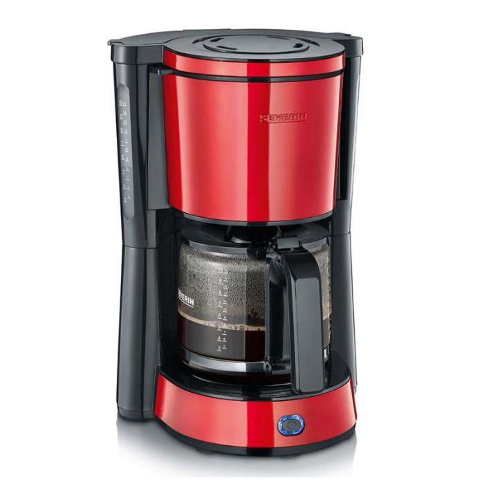 Kohvimasin Severin, punane