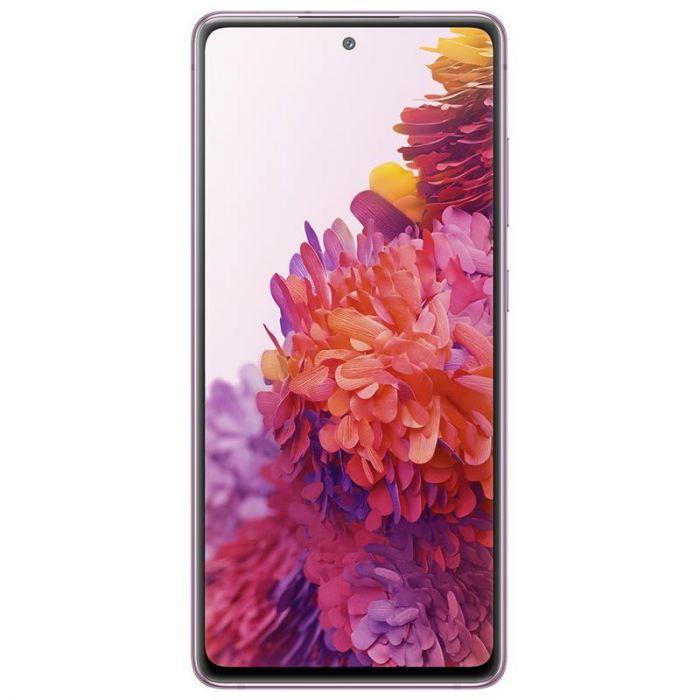 Samsung Galaxy S20 FE, lilla