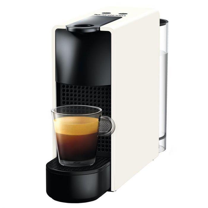Kapselkohvimasin Nespresso Essenza Mini, valge