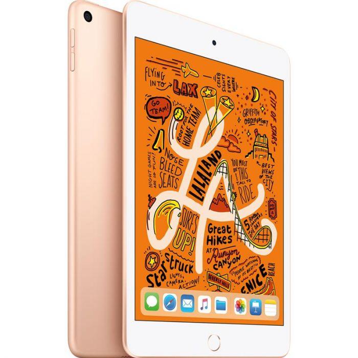 iPad Mini 5 (2019), 64GB WiFi, kuldne