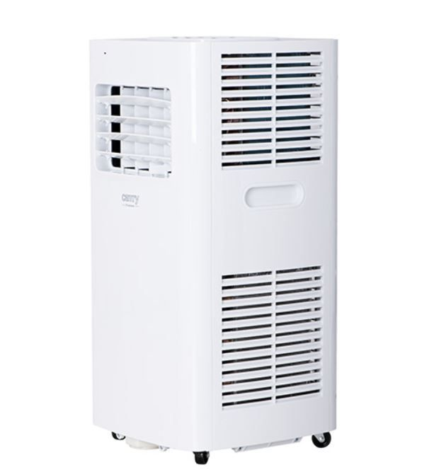Camry Air conditioner CR 7926 Number of speeds 2, Fan function, White, Remote control, 7000 BTU/h