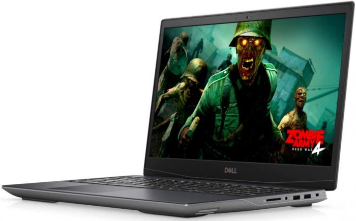 Dell G5 15 5505 AG Silver, 15.6