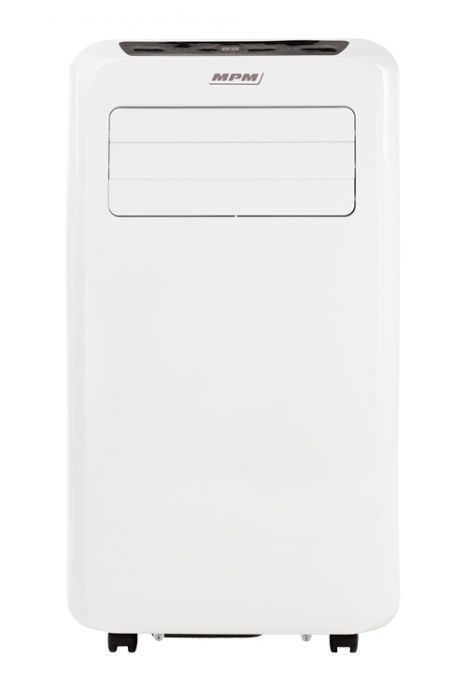 MPM Portable Air Conditioner MPM-12-KPO-10 Number of speeds 3, Fan function, White