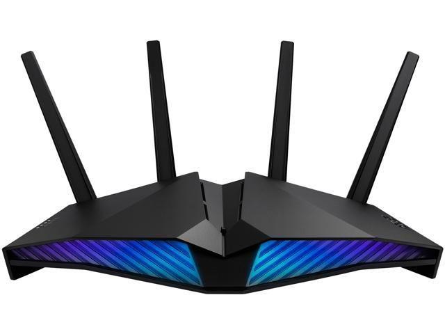 Asus Wireless Wifi 6 AX5400 Dual Band Gigabit Router TUF-AX5400 802.11ax, Antenna type 6 non-detachable, USB 3.2 x 1