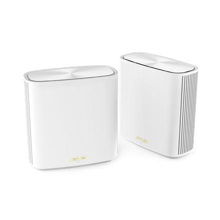 Asus Router ZenWiFi XD6 (W-2-PK) 10/100/1000 Mbit/s, Ethernet LAN (RJ-45) ports 3, Antenna type Internal antenna x 6