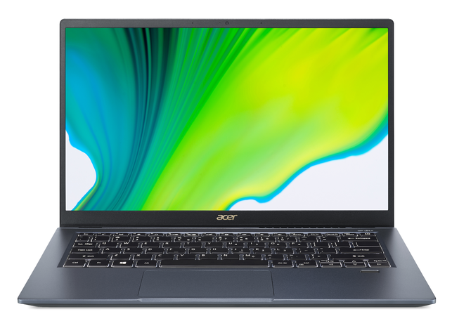 Acer Swift 3 SF314-510G-59DZ Grey, 14