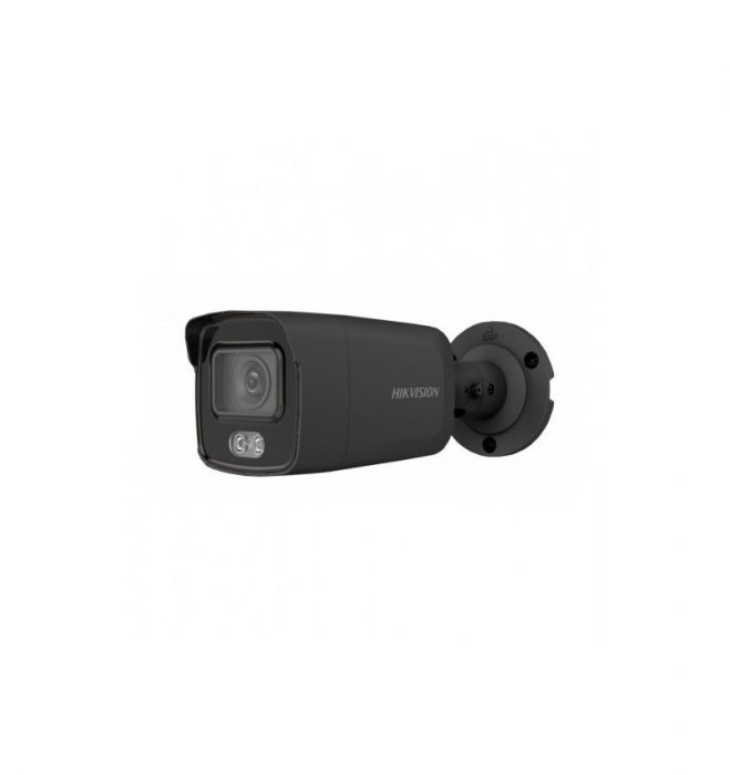 Hikvision IP Camera DS-2CD2T47G2-L Bullet, 4 MP,  4 mm, IP67 water and dust resistant, H.265+,  MicroSD/SDHC/SDXC card (256 GB)